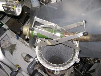 Specialty spinblast nozzle