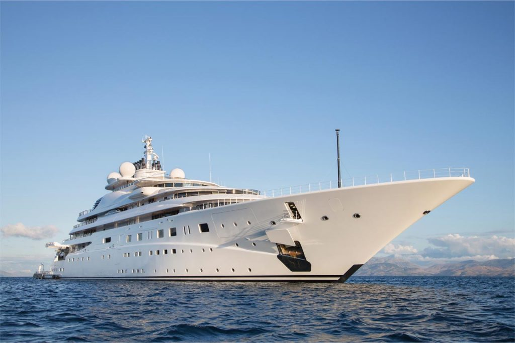 Luxury Yacht Services
