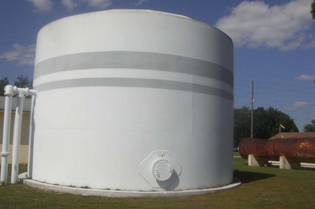 Of Vacuum Trucks Temporary Storage Tanks Settling Tanks Baker Tanks