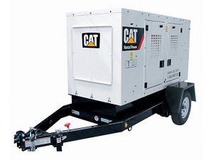 "- ""CAT"" Electric Power Generator"