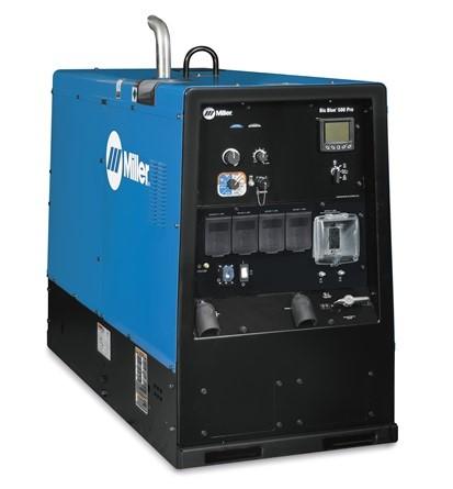 """Miller"" Big Blue 500D Engine Driven Welding Generator"