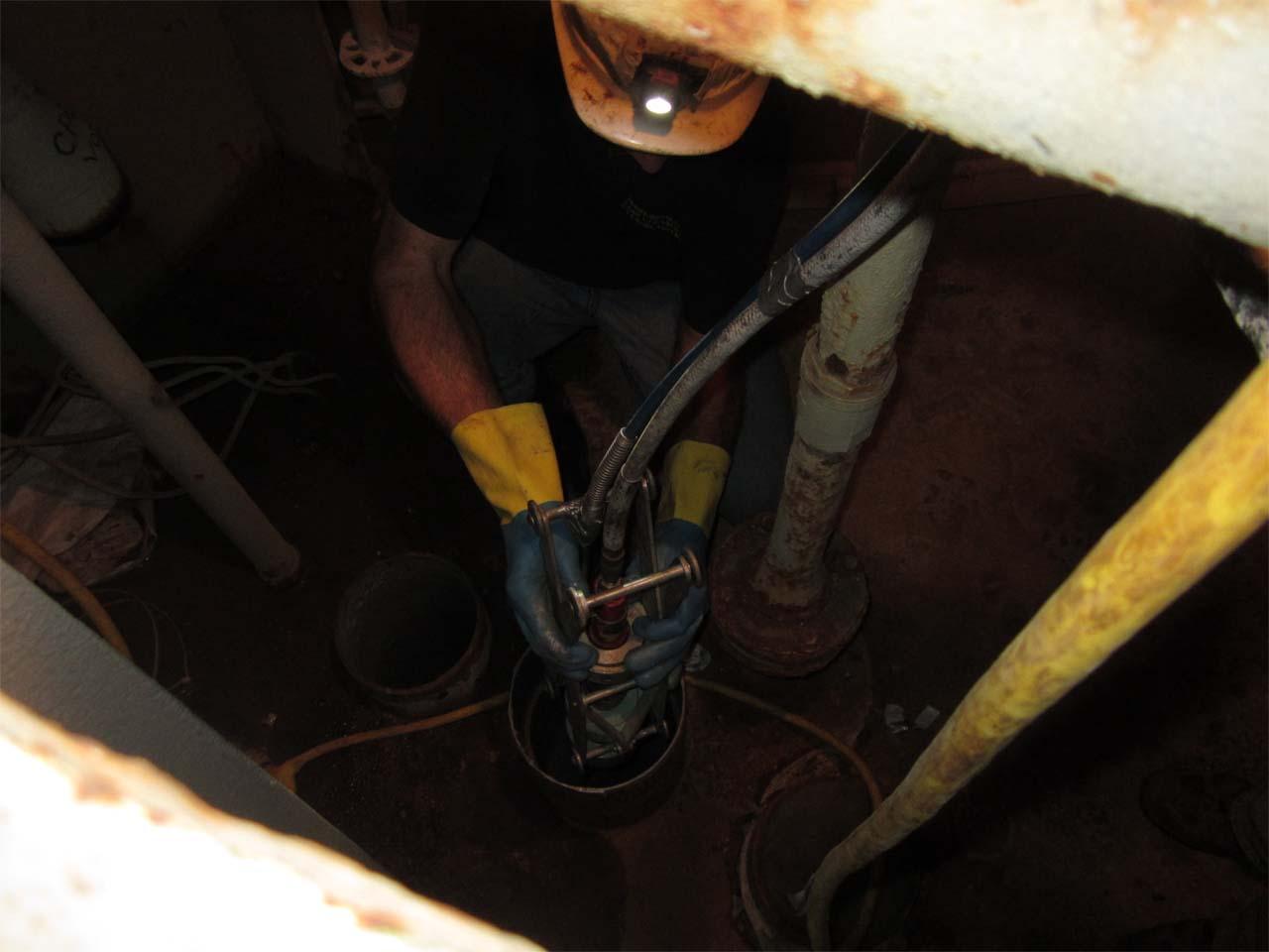 UHP Hydroblasting