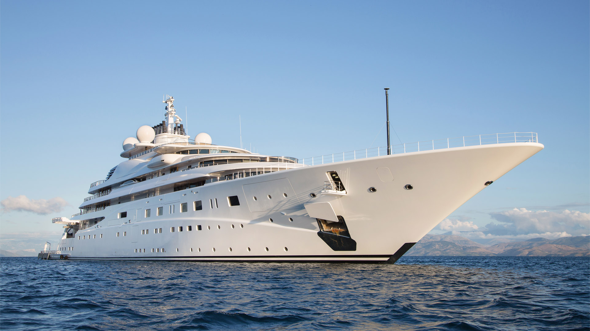 Superyacht Services