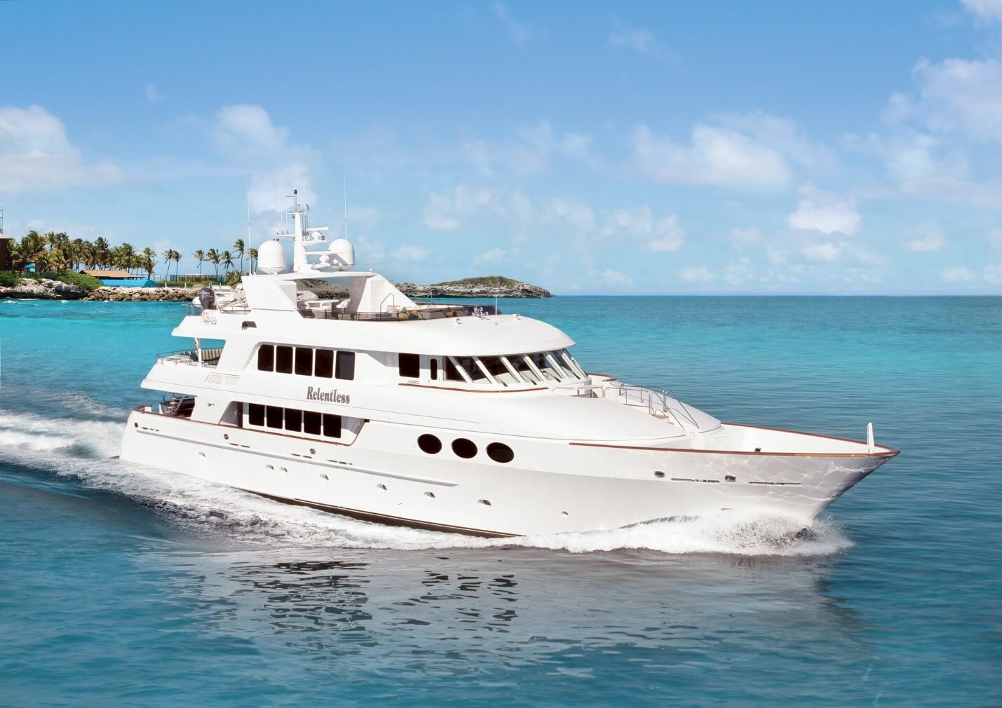 M/Y Bad Company & M/Y Relentless